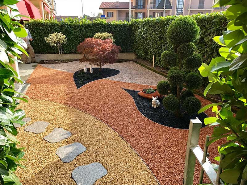 Realizzazione Giardini Moderni : Green service realizzazione e manutenzione giardini saluzzo