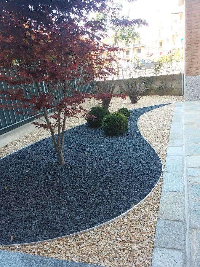 Green service creazione giardini saluzzo le nostre for Aiuola zen